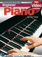 Progressive Beginner Piano