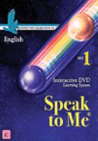 Speak to me, interactive English learning system [for Korean speakers]