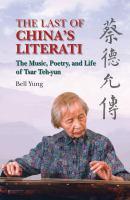 The Last of China's Literati