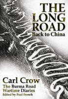 Long Road Back to China