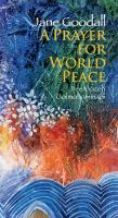 We Pray, Above All, for Peace Throughout the World