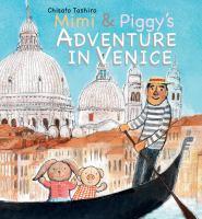 Mimi and Piggy's Adventure in Venice