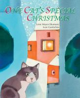 One cat's special Christmas