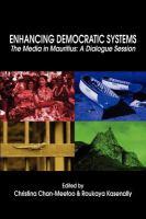 Enhancing Democratic Systems