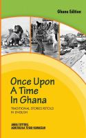 Cover of Once upon a time in Ghana: