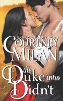 The Duke Who Didn't