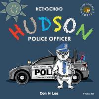 Hedgehog Hudson - Police Officer