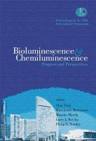 Bioluminescence & Chemiluminescence