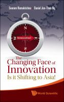 The Changing Face of Innovation