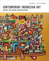 Contemporary Indonesian art cover