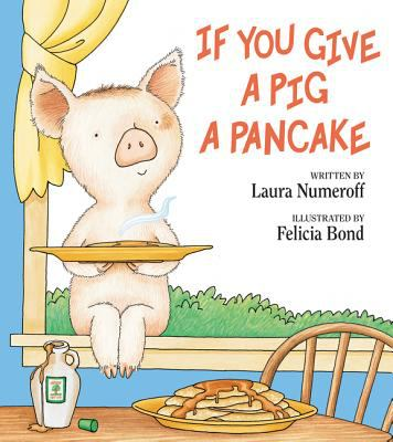 If You Give a Pig a Pancke