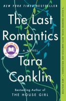 Cover image for The Last Romantics