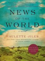 Cover image for News of the world :