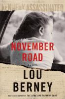 Cover image for November road :