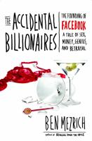 Cover image for The accidental billionaires :