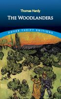 Cover image for The woodlanders