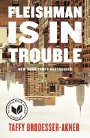 Cover image for Fleishman is in trouble :