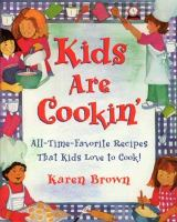 Kids are Cookin'