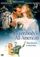 Cover image for Everybody's all-American