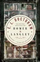 Cover image for Homer & Langley :