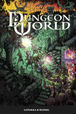 Cover image for Dungeon world