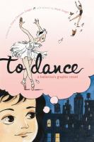 Cover image for To dance :
