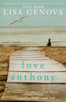 Cover image for Love Anthony :