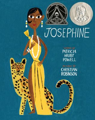 Cover image for Josephine : the dazzling life of Josephine Baker