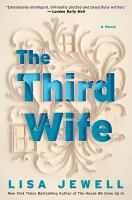 Cover image for The third wife :