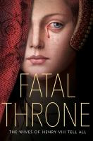 Cover image for Fatal throne :
