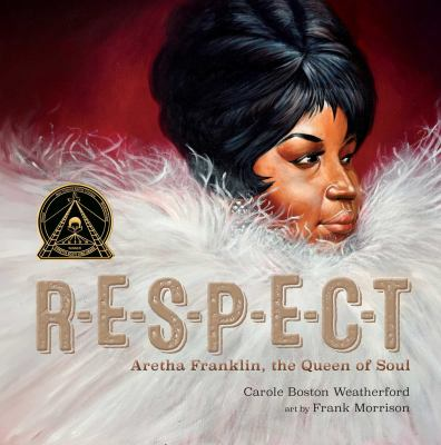 Cover image for R-E-S-P-E-C-T : Aretha Franklin, the queen of soul