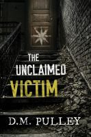 Cover image for The unclaimed victim