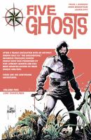 FIVE GHOSTS, THE HAUNTING OF FABIAN GRAY