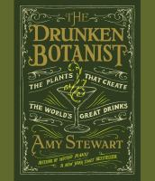 Cover image for The drunken botanist