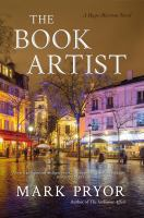 Cover image for The book artist :