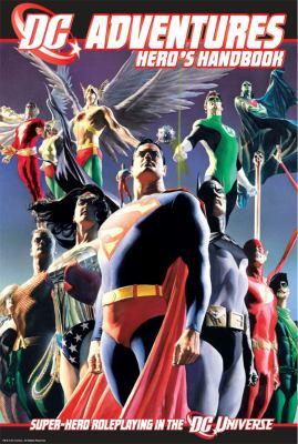 DC adventures hero's handbook.