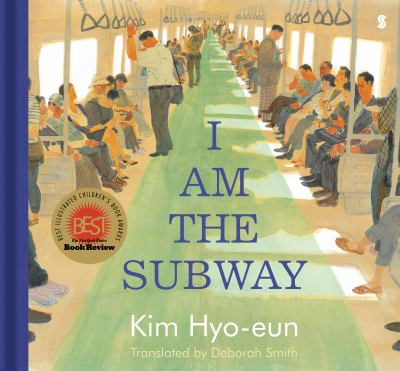 Cover image for I am the subway
