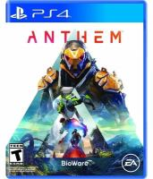 Cover image for Anthem.