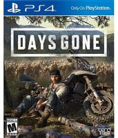 Cover image for Days gone.