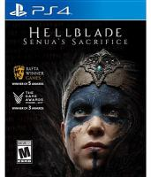 Cover image for Hellblade: Senua's sacrifice.