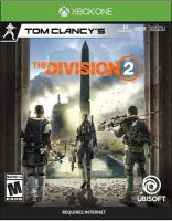 Cover image for Tom Clancy's The Division.