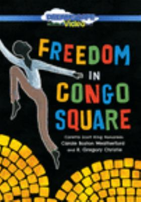 Cover image for Freedom in Congo Square.