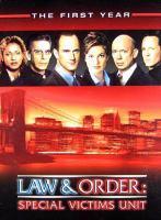 Law  order, Special Victims Unit. Season 1.