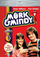 Mork  Mindy. The complete first season