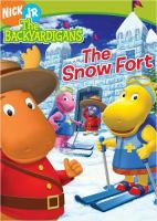 The Backyardigans. The snow fort