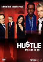 Hustle. Season 2 created by Tony Jordan, from an idea by Bharat Nalluri ; directed by Otto Bathurst, Alrick Riley and John Strickland ; written by Tony Jordan, Matthew Graham, Howard Overman and Julie Rutterford ; produced by Karen Wilson.