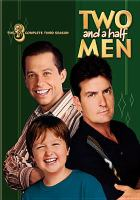 Two and a half men. Complete third season