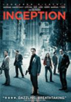 Inception  produced by Christopher Nolan, Emma Thomas ; written and directed by Christopher Nolan