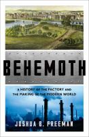 Behemoth : a history of the factory and the making of the modern world