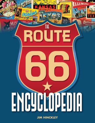 Cover image for Route 66 encylopedia
